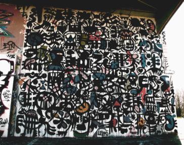 Toying Pollock